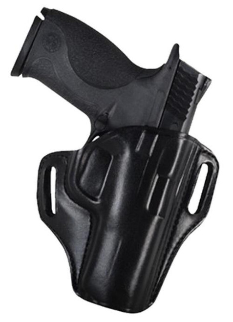 Bianchi 57 Remedy Ruger LCR 38 Leather Black