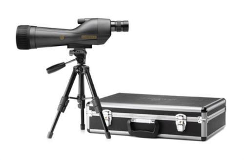 Leupold SX-1 Ventana HD Spotting Scope 20-60X80mm Straight Eyepiece Black With Kit