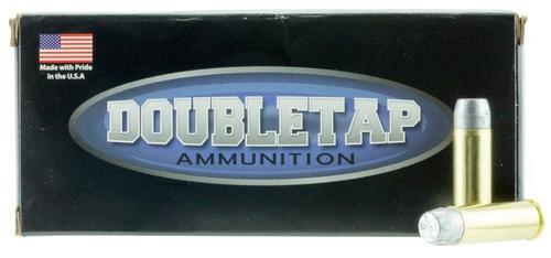 DoubleTap Ammunition Hardcast Solid, 454 Casull, 400Gr, Hard Cast, 20rd Box