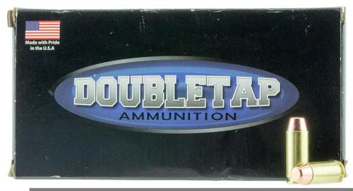 DoubleTap DT Target 10mm 180gr, Full Metal Jacket, 50rd Box