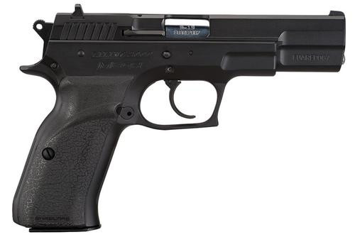 "TRS Mega 9mm, 4.5"", 15/17rd, Blued"