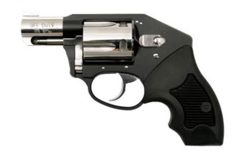 "Charter Arms Off Duty, .38 Special, 2"", 5 rd, Black/Hi-Polish"