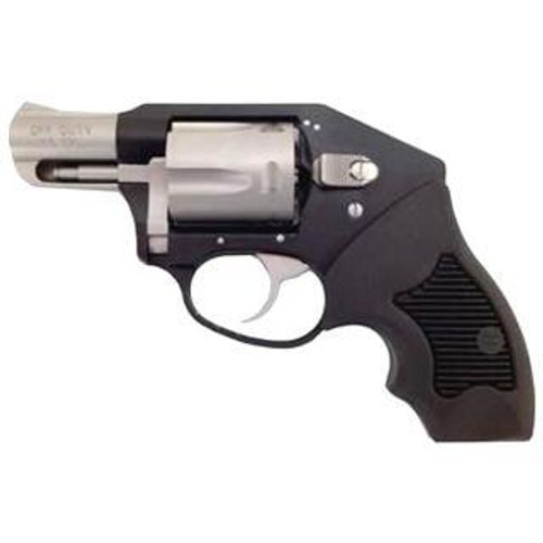 "Charter Arms Off Duty, .38 Special, 2"", FS, 5rd, Black/Matte"