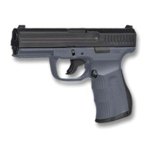 "FMK 9C1 G2 FAT 9mm, 4"", 14rd, Engraved, Drop Free Mag, Urban Grey"