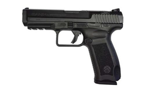 "Canik TP9SA 9mm, 4.47"" Barrel, 10rd, Adj. Sights"