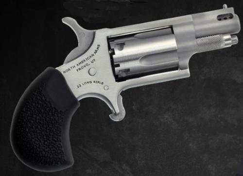 North American Arms Mini 22lr Rev 1-1/8 Ss Ported