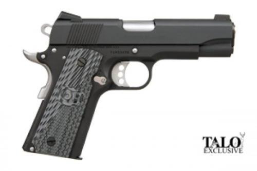Colt Lightweight Commander 1911 45 ACPl Bead Blast Finish 7rd Mag