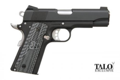 Colt Lightweight Commander 1911 45 ACPl Bead Blast Finish 7rd Mag