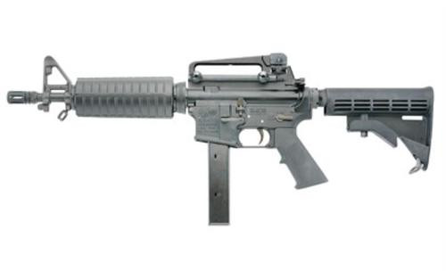 "Colt LE6991 SBR M4 9mm 10.5"" Barrel Integral Sight Carry Handle 32rd Mag - All NFA Rules Apply"