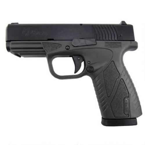 "Bersa BP9CC 9mm, 3.3"", 8rd, Urban Grey/Black"
