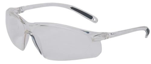 Howard Leight Sharp Shooter A700 Shooting Glasses With Clear Frame And Clear Lens