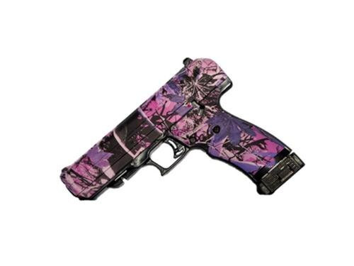 """Hi-Point JCP-40 .40 S&W, 4.5"""", 10rd, Muddy Girl Pink Camo"""