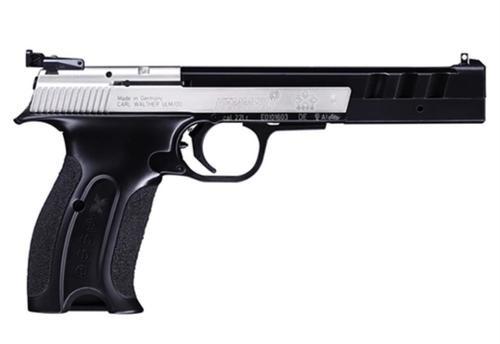 "Walther Hammerli  X-ESSE IPSC Pistol 22LR 6"" Barrel 10rd Mag"