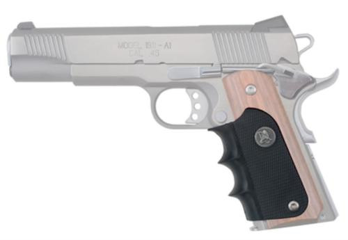 Lyman American Legend Grip For 1911 Pistols American Walnut Finish