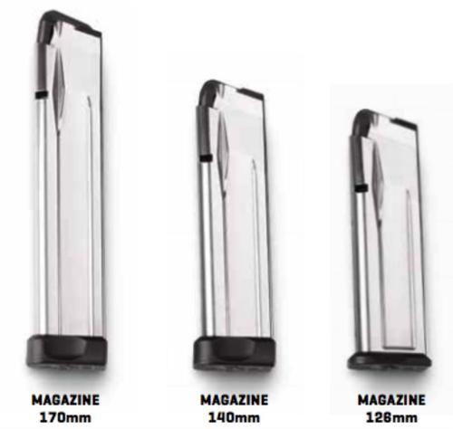 STI Magazine 2011 9mm/.38 140mm 20Rd