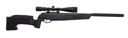 Stoeger A-Tac S2 Suppressor Black Synthetic Tactical Stock and 3-9 x 40 Scope- .22 Cal./1000 FPS