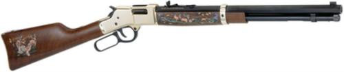 "Henry Big Boy Wildlife Edition II, .44 Magnum, 20"", 10rd, American Walnut Stock, Blued"