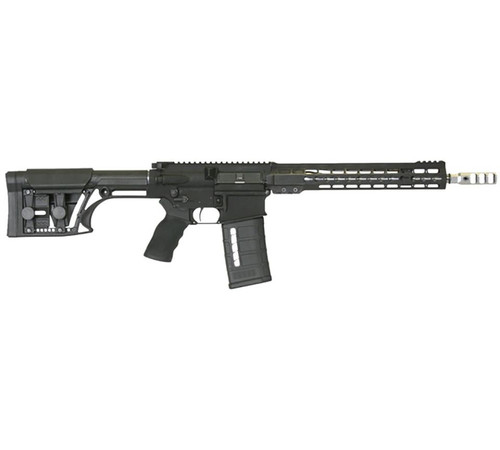 "Armalite AR-10 3-Gun 308/7.62 13.5"" Barrel, Flash Hider (16"" OAL) 20rd Mag"