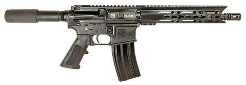 "Diamondback DB15 Pistol 5.56/223, 7.5"" Barrel, Melonite Keymod Handguard, 30rd"