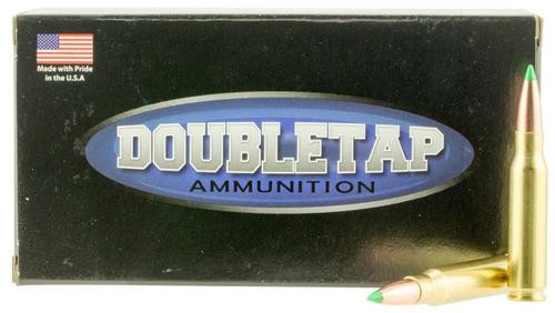 DoubleTap DT Defense 308 Win/7.62mm 125gr, Nosler 20rd Box