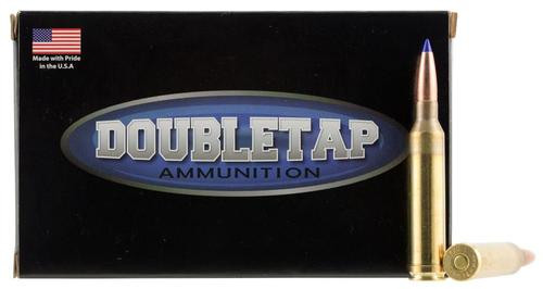 DoubleTap Ammunition Lead Free, 7MM Remington Magnum, 145Gr, Solid Copper Tipped Hollow Point, 20rd Box, CA Certified Nonlead Ammunition