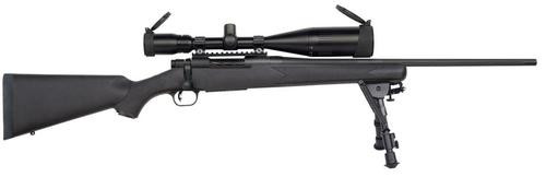"Mossberg Patriot Night Train .308 Win, 22"" Barrel, Bipod, Synthetic Black, 5rd"