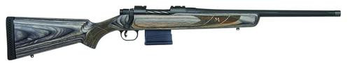 "Mossberg MVP Predator Bolt 308 Win/7.62mm 18.5"" Barrel, Laminate G Blued Finish, 10rd"