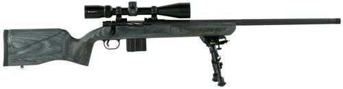 "Mossberg MVP Varmint Bolt 223 Remington/5.56 NATO 24"" Barrel, Laminate Black, 11rd"