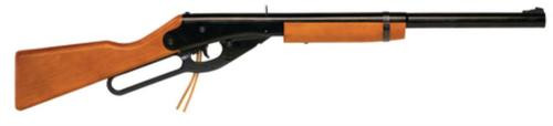 Daisy Model Lever Action .177 Bb With Sights Stained Solid Wood Stock
