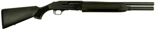 "Mossberg 930 Tactical 12 Ga, 18.5"" 3.5"" Black Synthetic Stock Rcvr"
