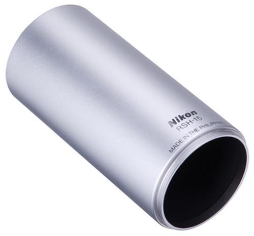 Nikon Sunshade 42mm Monarch/M-223 Screw On Aluminum Silver