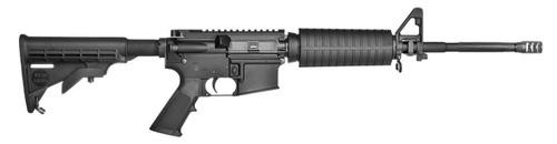 "Stag Arms Model 5 AR-15, 6.8mm Remington SPC, 16"", 10rd, Fixed Black Stock"