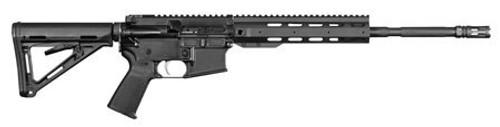 "Anderson Mfg. AM15 M4, .223/5.56, 16"", 30rd, EXT Free Float Rail, Match Grade Trigger"