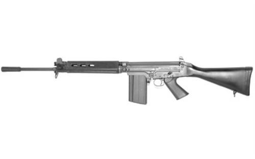 """DS Arms, FAL 308 Win, 762/308, 21"""" Barrel Carry Case, Threaded, 20Rd Mag, Type 1 Receiver"""