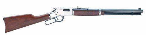 """Henry Big Boy Silver, .357 Mag/.38 Special, 20"""", 10rd, American Walnut"""