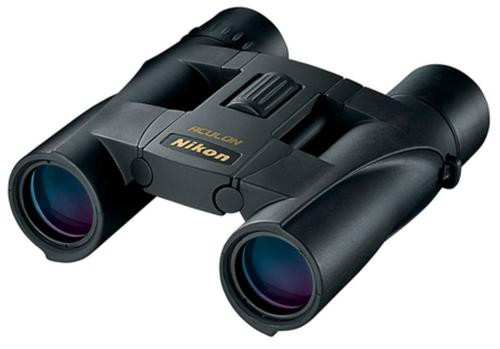 Nikon Optics Aculon A30 Binoculars 10x25mm Black