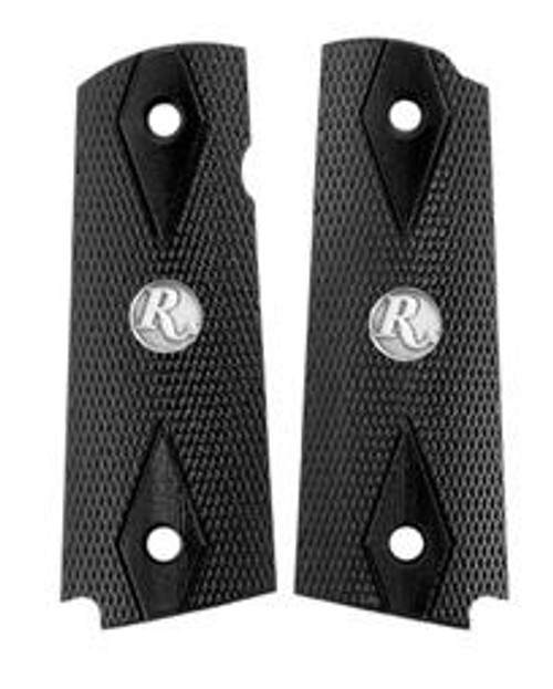 Remington 1911 Grips G10 Black