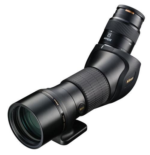 Nikon Monarch 16-48x 60mm 135 ft @ 1000 yds 16.1mm Angled Black