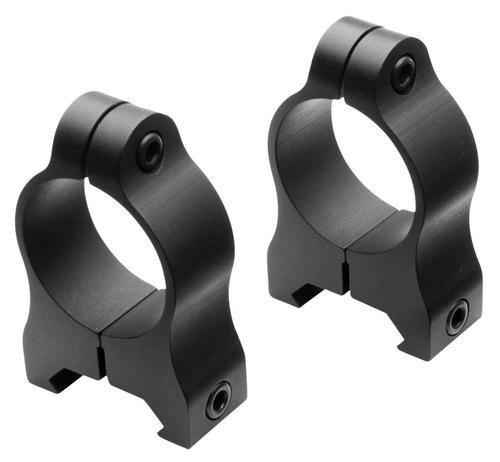 Nikon A-Series Ring Set 30mm Dia High Black Matte