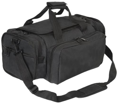 "Max Ops Extreme-Duty Tactical Range Bag 18""x11""x8"" 600D Poly Black"