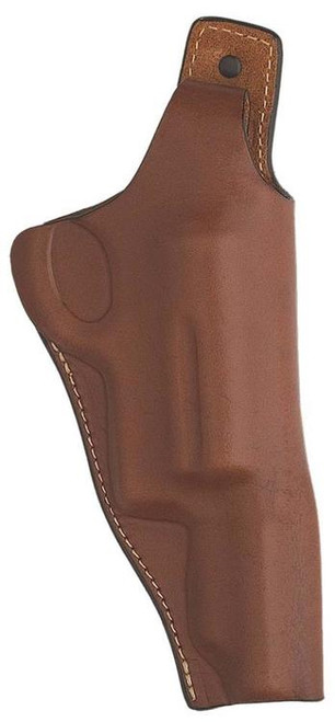 """Hunter High Ride Holster Fits Taurus Judge 3"""" Barrel and 3"""" Cylinder, Brown, Leather"""