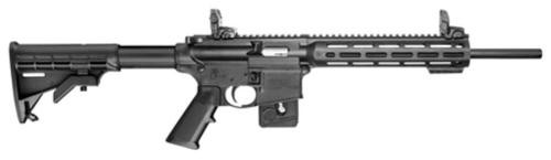 "Smith & Wesson M&P15-22 Sport 22LR, 16.5"" Barrel, 6-P, 10rd"