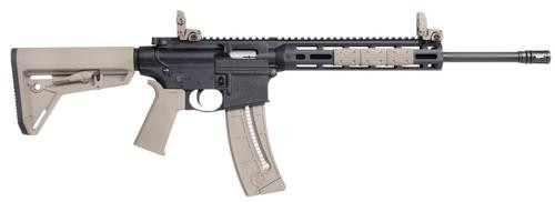 "Smith & Wesson M&P15-22 Sport 22 LR 16.5"" Barrel, MBU, 25rd"