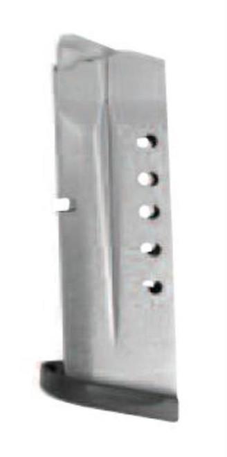 Smith & Wesson M&P 45 ACP Shield Magazine, Black, 6rd