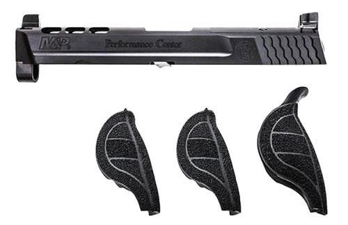 "Smith & Wesson Performance Center Slide Kit 9mm, 4.25"", Black Amornite Adjustable"