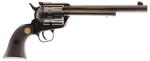 "Chiappa SSA 1873 17-10, .17 HMR, 7.5"", 10rd, Black Synthetic Grip, Black"