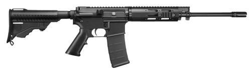 """DPMS Lite 16 M AR, 223 Remington/5.56mm, 16"""" Barrel, DPMS Pardus Stock, AAC Blackout Flash Hider, Flattop, 30Rd"""
