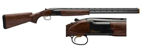 """Browning Citori CXS Over/Under 12 Ga 32"""" 3"""" Walnut Stock Blued Steel"""