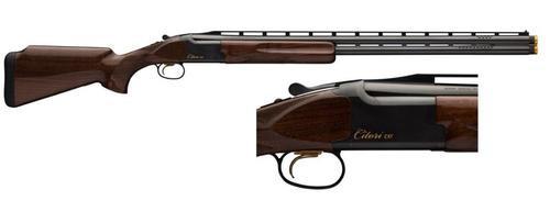 "Browning Citori CXT Over/Under 12 Ga, 32"" 3"" Walnut Stock Blued Steel"