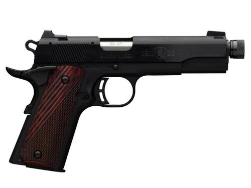 "Browning 1911-22 Black Label 22LR, 4.3"", TB"